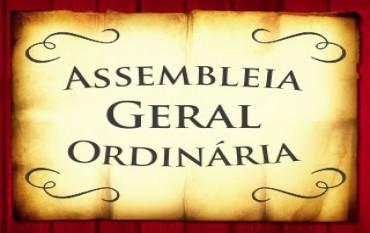 ASSEMBLEIA GERAL ORDINÁRIA | 29 DE MARÇO DE 2016 | 20H30